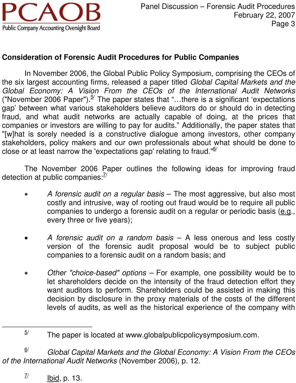 5/ The paper states that there is a significant expectations gap between what various stakeholders believe auditors do or should do in detecting fraud, and what audit networks are actually capable of