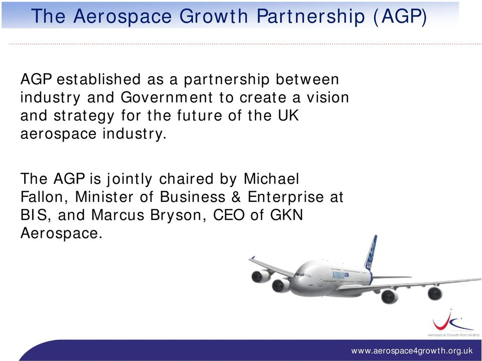 future of the UK aerospace industry.