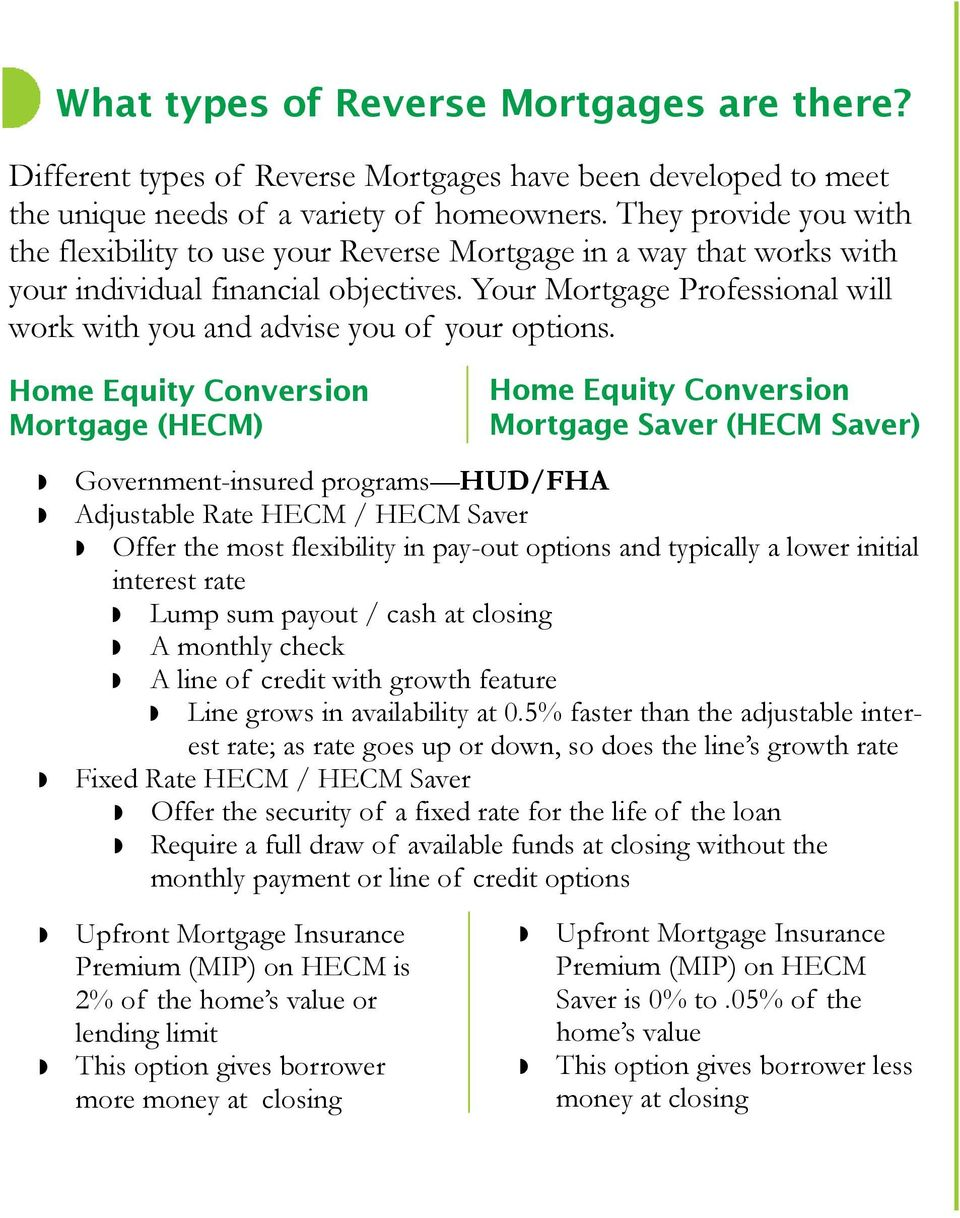 Your Mortgage Professional will work with you and advise you of your options.
