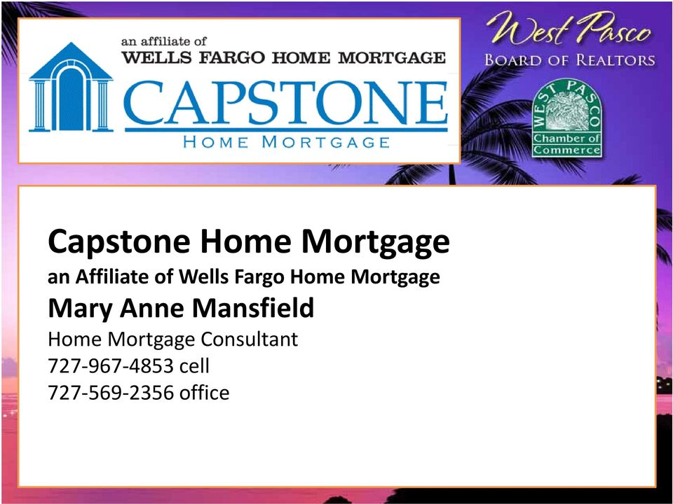 Anne Mansfield Home Mortgage