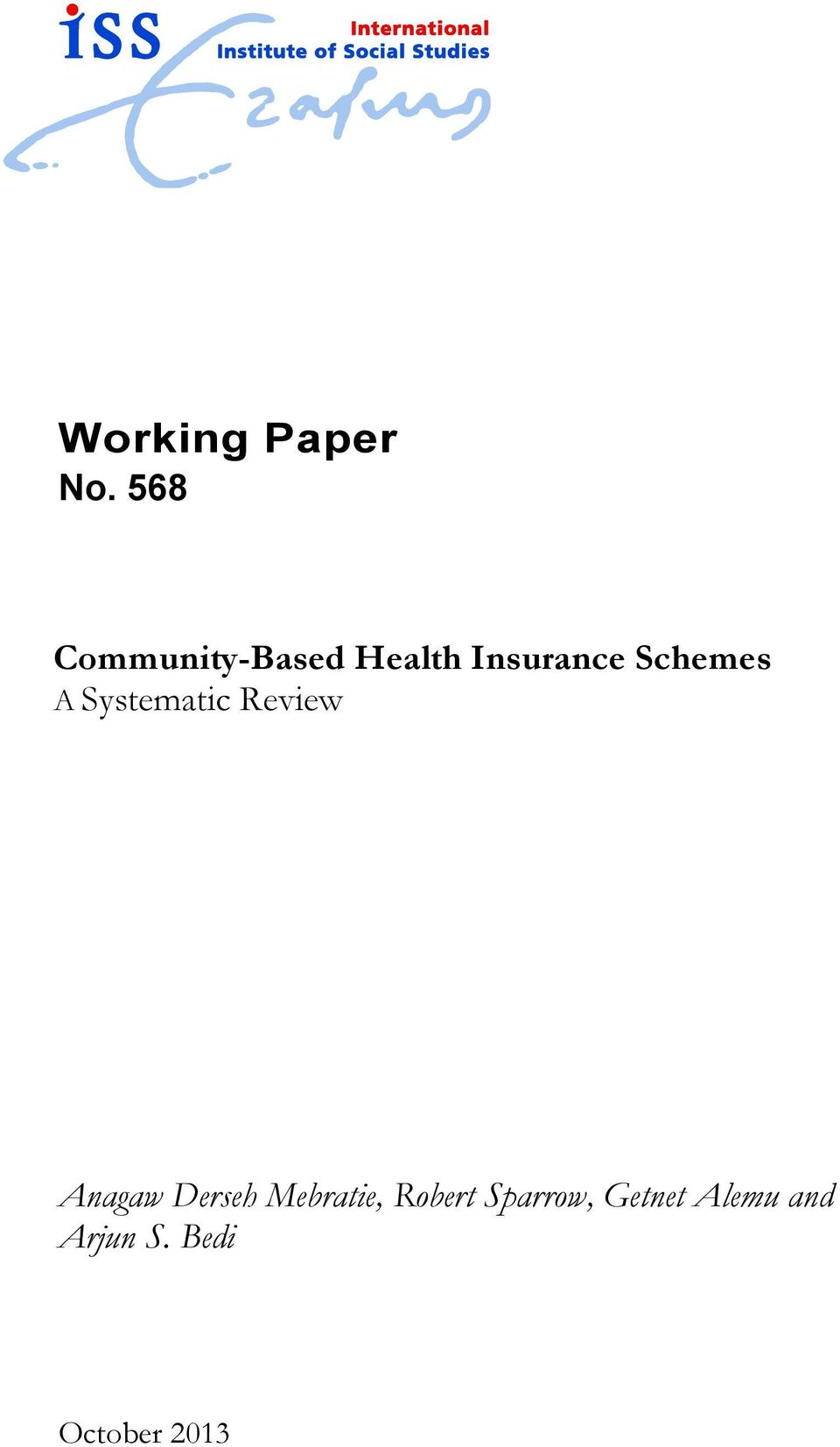 Schemes A Systematic Review Anagaw Derseh
