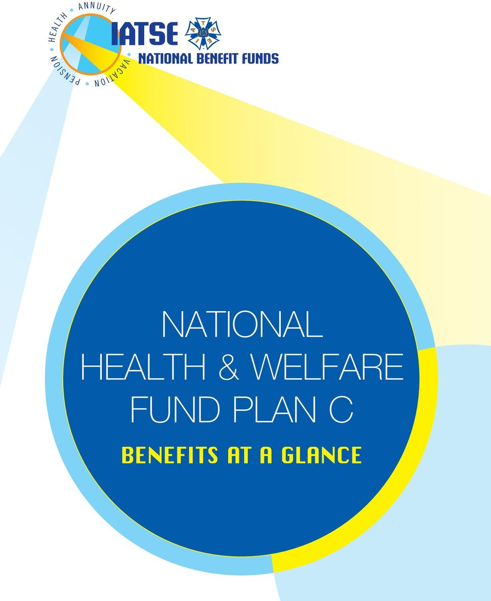 NATIONAL HEALTH & WELFARE