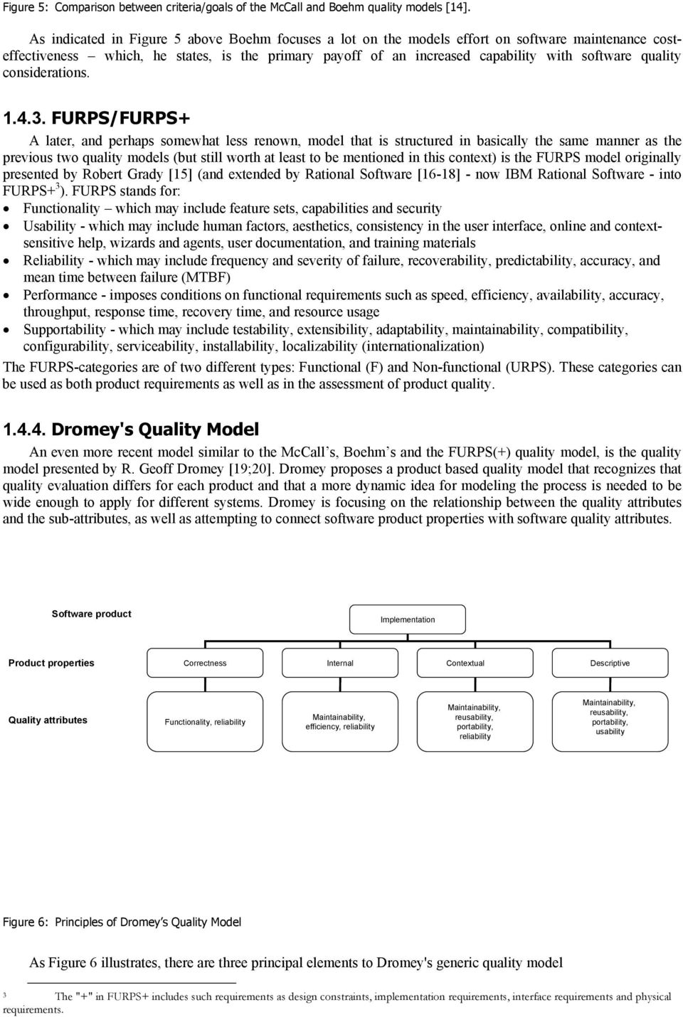 Software quality attributes and trade-offs - PDF
