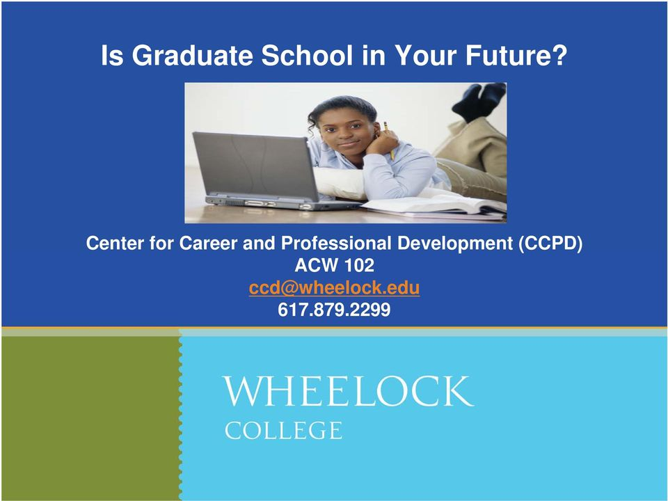 Center for Career and