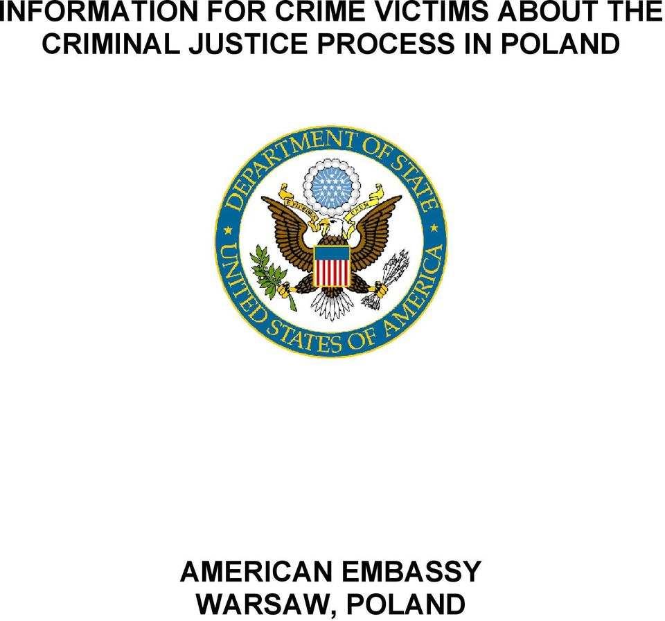 JUSTICE PROCESS IN POLAND