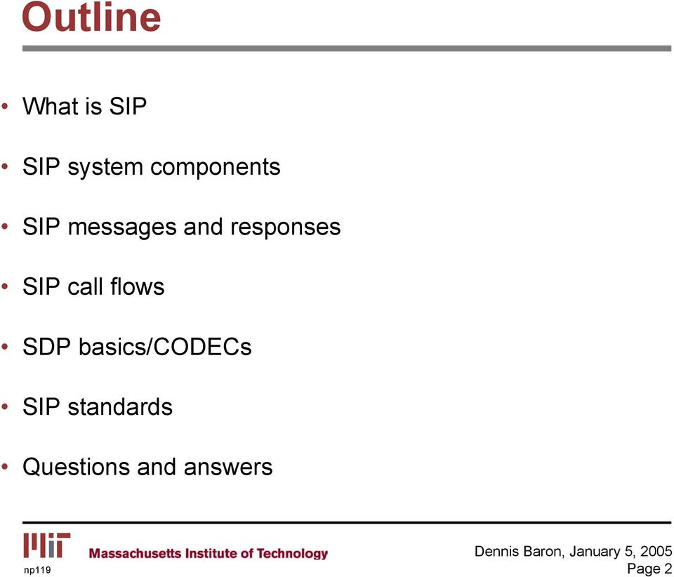 responses SIP call flows SDP