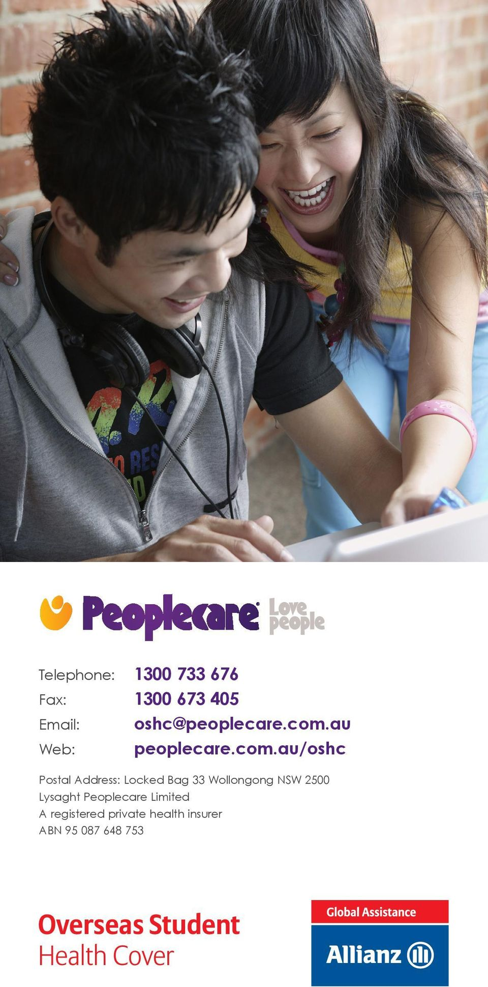 Wollongong NSW 2500 Lysaght Peoplecare Limited A registered