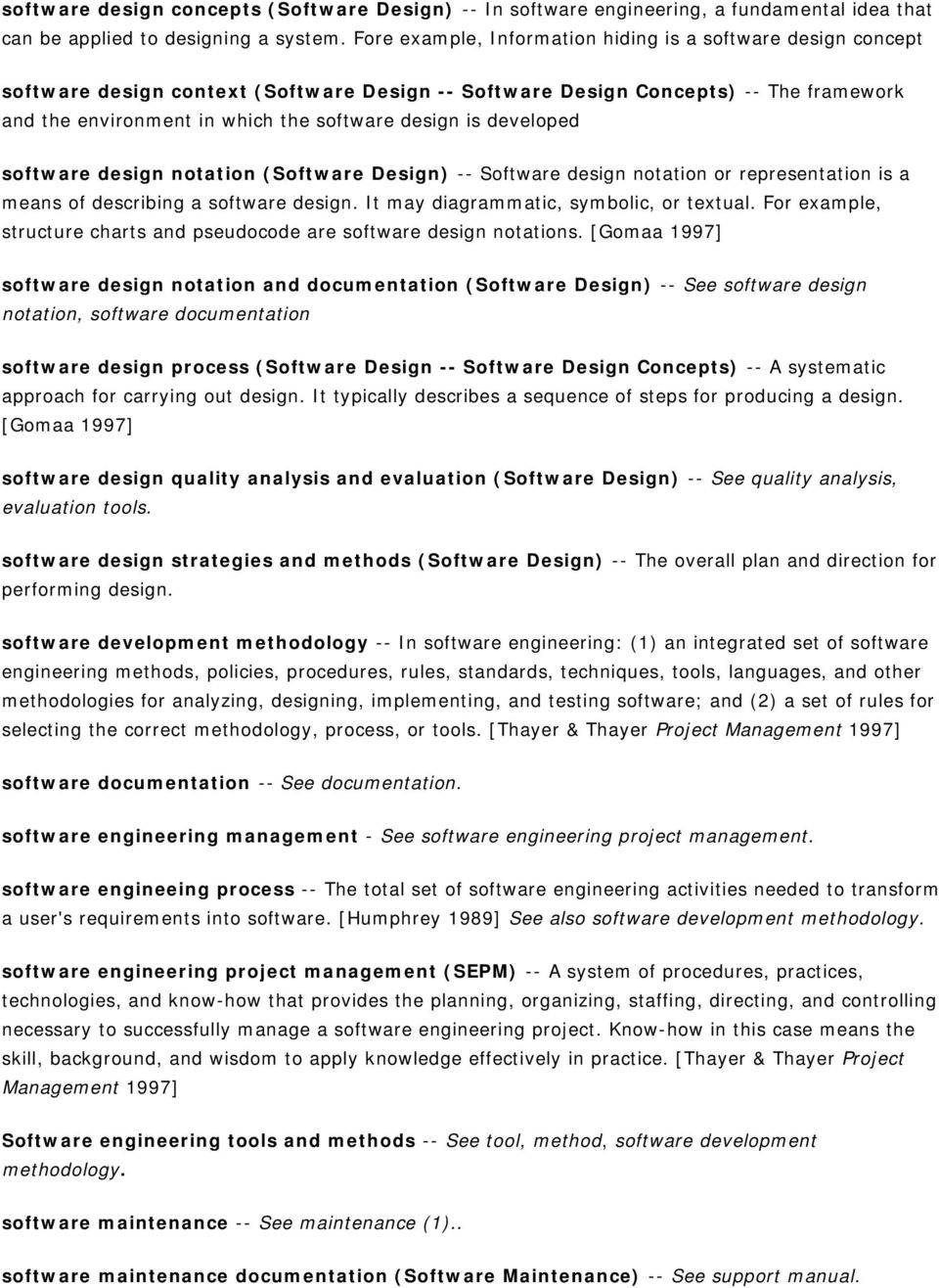 Analytic Technique Software Quality Methods For Sqa And V V See Analysis See Also Technique Pdf Free Download