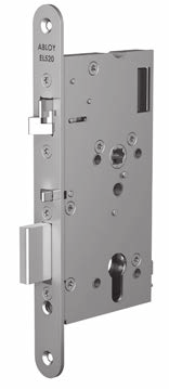 ABLOY CERTA RANGE PUBLIC ABLOY CERTA RANGE SMALL-BUSINESS The Public category locks are suitable for exit doors (EN179/ EN1125) and fire rated doors.