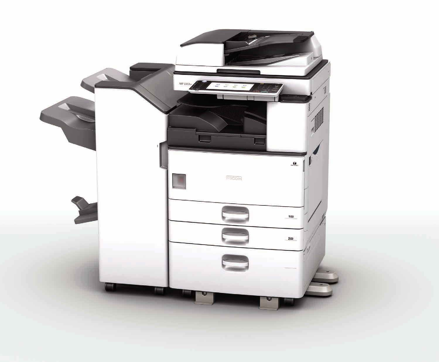Ricoh Mp 2553sp 3053sp 3353sp Series 33 Ppm 25 30 Color Copier Aficio C2800 C3300 Service Manual Eco Friendly And Compact Black White Mfds Increasing Your Office Productivity While Simultaneously Reducing