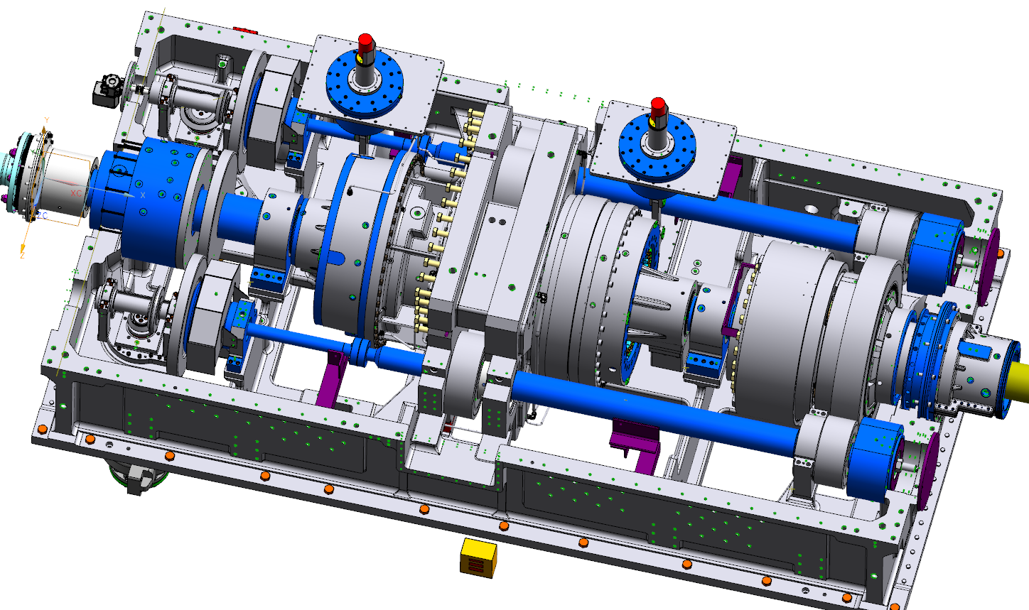 Planetary Gear  The smart gearbox  Planetary Gear  the smart