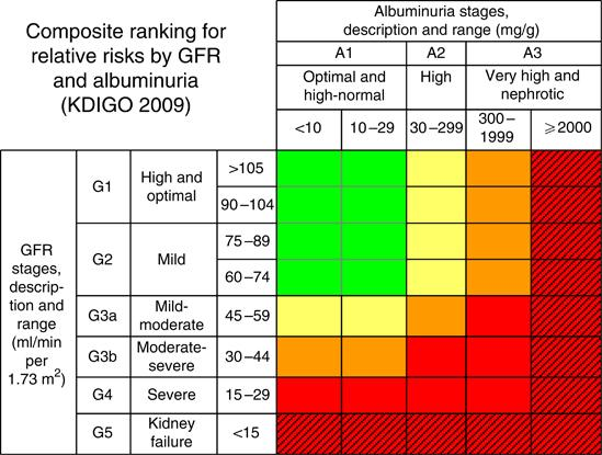 CHRONIC KIDNEY DISEASE Intermountain Healthcare & KDIGO