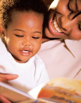 Baby Talk Children crawl before they walk. They learn language before they read. The loving relationship that grows when you share stories, songs and rhymes with your baby or toddler lasts a lifetime.