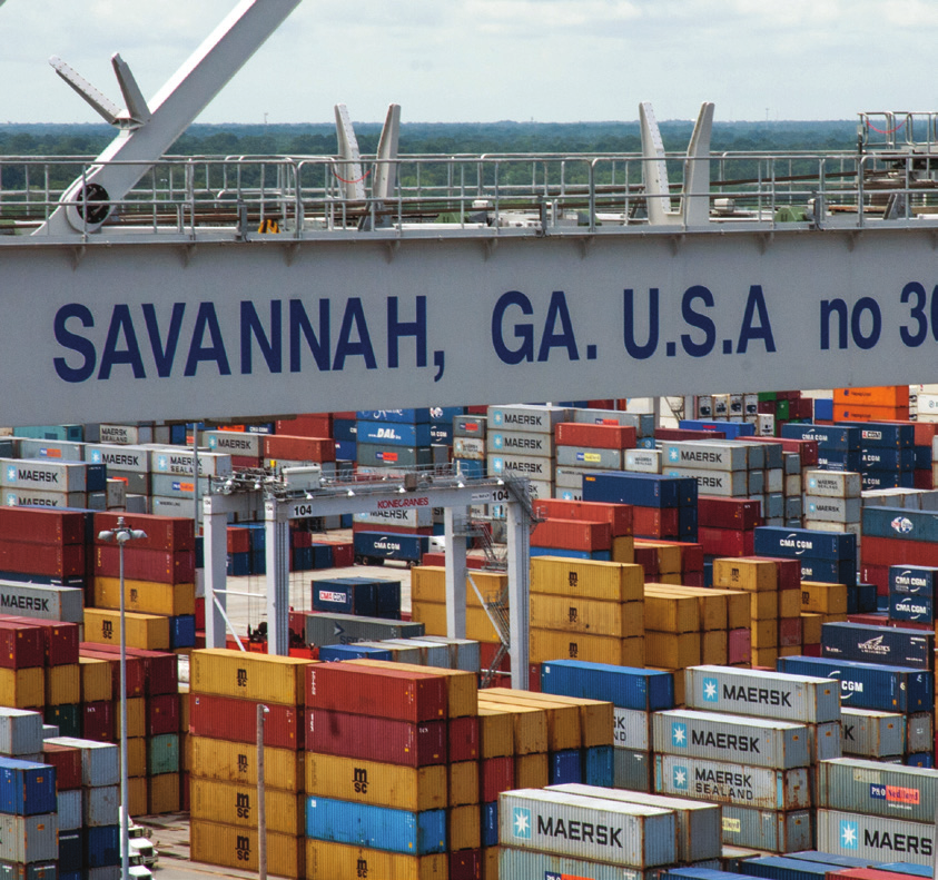 Select U.S. Ports Prepare For Panama Canal Expansion Port of Savannah Grace Wang Associate Professor, Maritime Administration Texas A&M University at