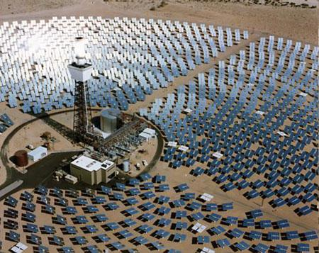 Clean Solar Energy Solar energy is clean energy It produces no