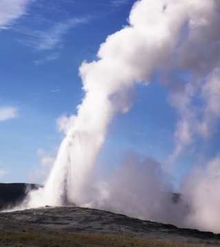 Geothermal Energy Advantages Inexpensive to use Little impact on the environment Takes up little