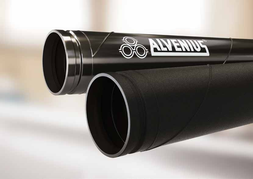 Alvenius Performance Pipes Since 1951 Scorching Deserts Wide Sweeping Ski Slopes Complicated Tunneling