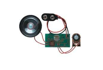 Interfaceable Sound Modules Wave Shield Cheaper solutions: Sound toys