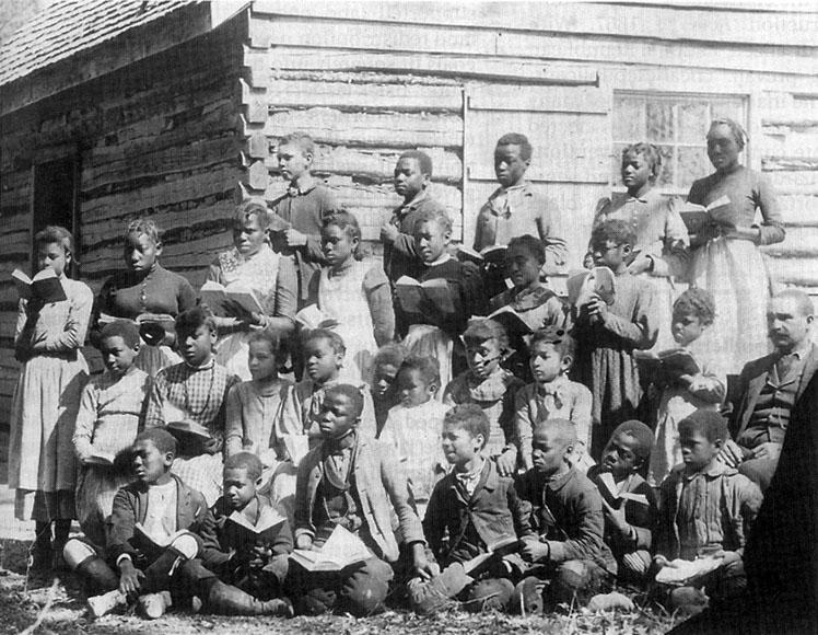 The Freedmen s Bureau March 1865- Lincoln and Congress set up the Freedmen s Bureau The bureau helped African Americans adjust to freedom It provided food, clothing, and medical services Also helped