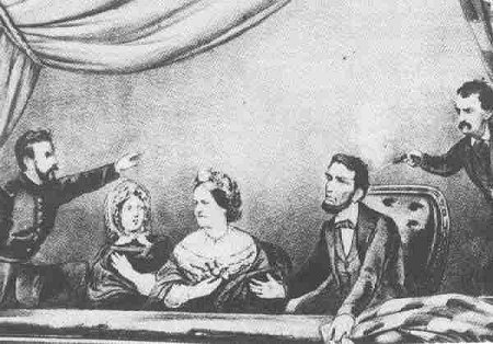 Assassination of President Lincoln, April 15, 1865 6. Why did the South s hope for a mild and peaceful Reconstruction die that same day Lincoln died? 7.