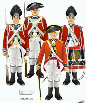 British Redcoats vs.
