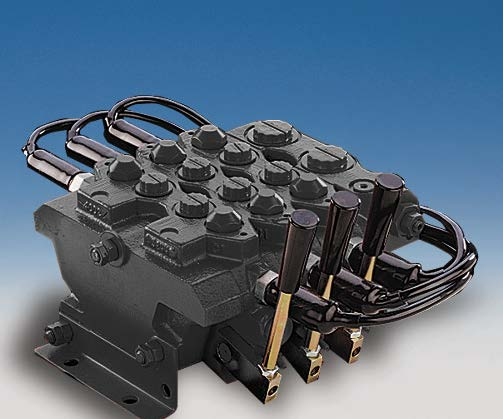 Hydraulic System Components Solenoids Solenoid Types A radio receiver will control the solenoid part of the hydraulic system. Solenoids come in different types and shapes.