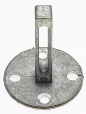 "8"" Ø (53mm) We recommend that unsprung Mortice Knobs are used in"