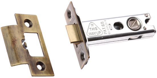Please refer to pages 127-129 for further locks and latches.