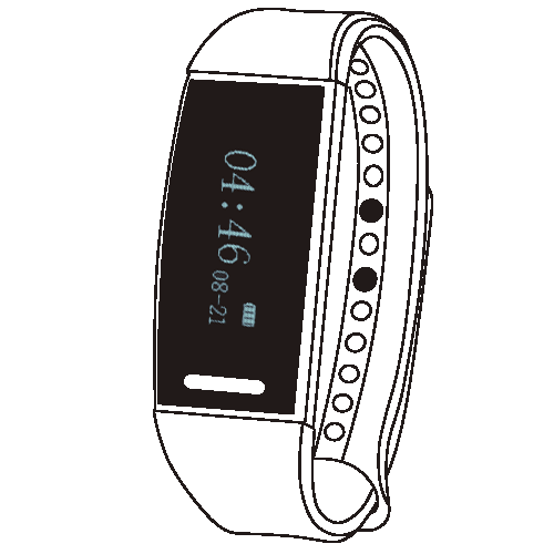 GETTING TO KNOW YOUR NUBAND PULSE Nuband Pulse activity trackers help you improve your health by counting steps and