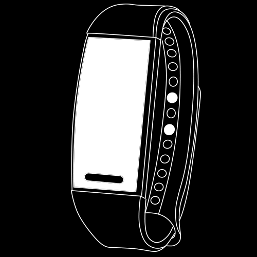 Nuband Pulse also has a sleep monitor, that when activated monitors movement patterns during your sleep cycle to get