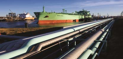 transport approximately 14 Bcf/d NGLs, crude oil and other liquid pipelines transport