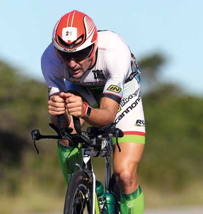 07b2037876d TRIATHLETES VICTOR DEL CORRAL Hot and flat are the conditions that Spanish pro  triathlete Victor Del