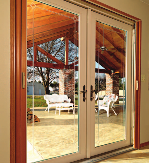 Bay View Swinging French Doors come in a variety of configurations and options so you can create French doors that