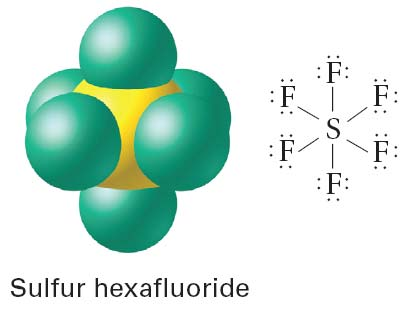 Boron has three valence electrons and can bond in the gaseous state to three fluoride atoms resulting