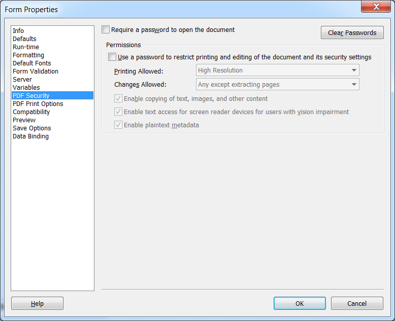 How to Create PDFs for BDM  Banner Document Management (BDM