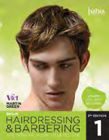 HAIRDRESSING & BARBERING LEVELS 1, 2 & 3 BY GREEN AND PALLADINO Martin Green