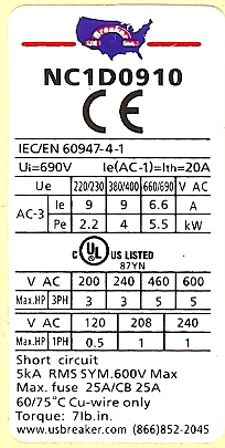3 4 us breaker brand 3 pole ac contactors (square d telemecanique lc1 telemecanique lc1 d6511 wiring diagram at creativeand.co