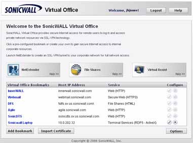 Configuring SonicWALL SSL VPN 3 0 One Time Passwords - PDF