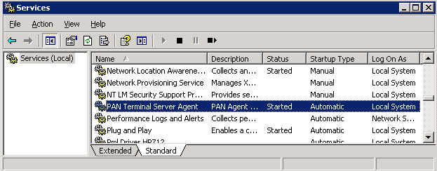 Installation Steps for PAN Terminal Services Agent - PDF