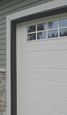 garage door frames are virtually the Acclimated Entry System features In-Swing Crownline Brickmould clad entry