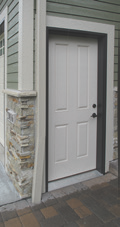 This attractive powdercoated, extruded The aluminum is perfect for the homeowner looking for little to no not