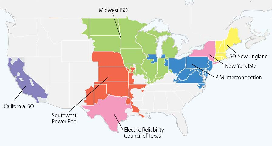 Key Concepts and Definitions In order to provide some context for the discussions below about how wind power might affect wholesale electric power markets, an overview of some important concepts and