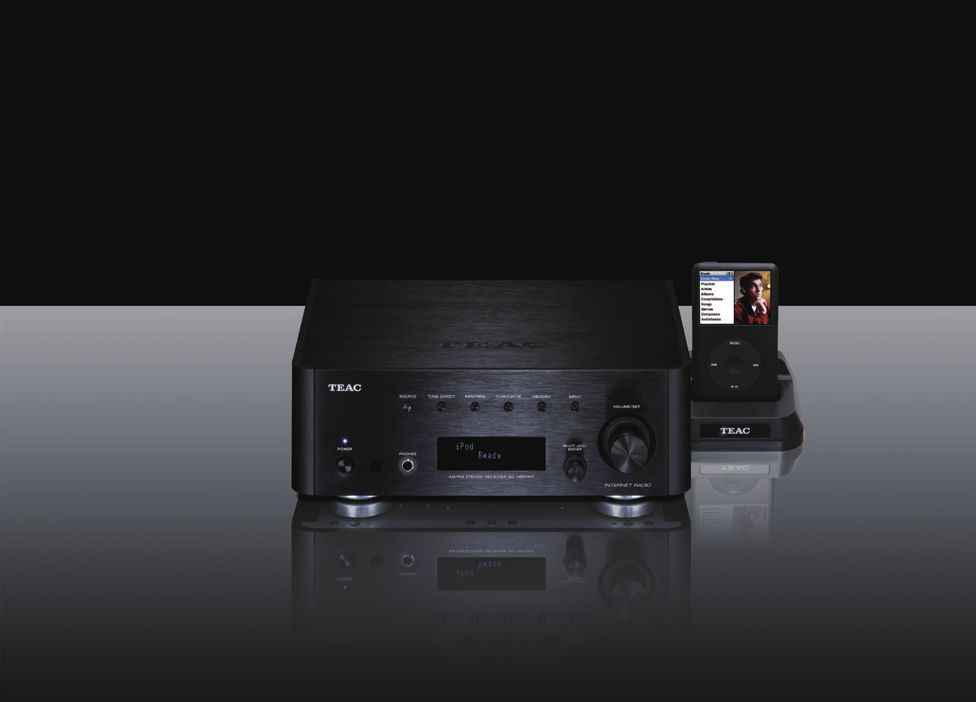 Teac S Passion For Music Is Everlasting Pdf Wiring Color Code When You Listen To On Pd H600 Cd Player Will