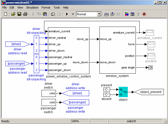 Six Steps to Rapid Control Prototyping with OpenSim:ProcessMonitor Step 1: 1: Open your Simulink model or or locate the the dlm or or flash file.