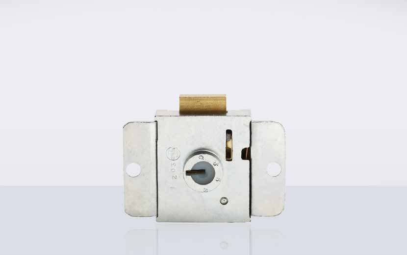 600 Series Six Lever Cupboard Locks A series of key-operated six lever cupboard locks - also suitable for drawers.