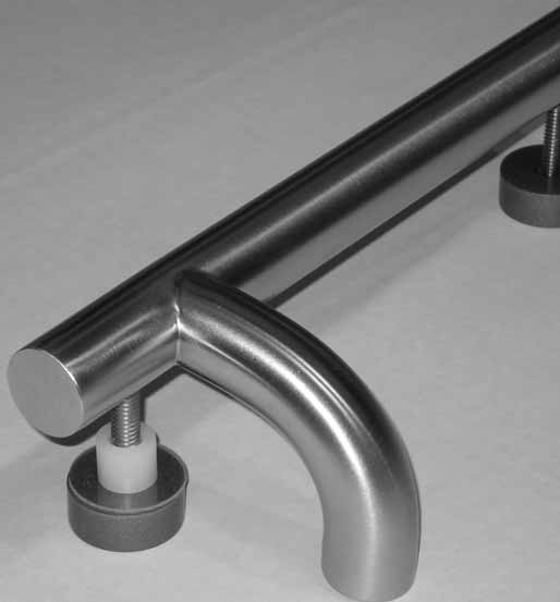 push-pull handles. is a division of Access Door.