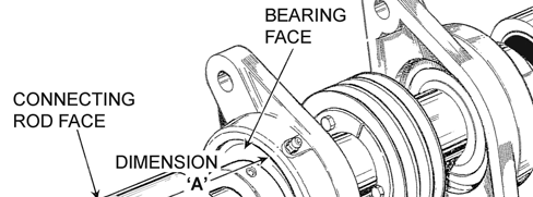 The Taper Roller Bearings must be pre-loaded as follows: Tighten the Slotted Nut 'firmly finger tight '. Continue to tighten the Nut, while rotating the bearings, to 150 ft.lbs.