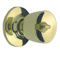 of the inside and outside knobs create sets with different functions Non-locking Rotating the knob will always retract the latch Key Locking Push Button Operation of the push