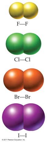 Chapter 12 29 Nonpolar Covalent Bonds What if the two atoms in a covalent bond have the same or similar electronegativities?