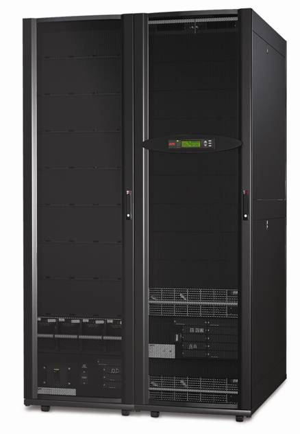 Symmetra PX 100 Right-sized, modular, scalable, 3-phase power protection with industryleading efficiency, availability and performance for small data centers or high density power zones The APC